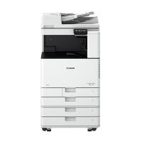佳能C3020/3520系列A3A4激光大型彩色复印机wifi一体机打印复印扫描 佳能C3020 官方标配(热卖)