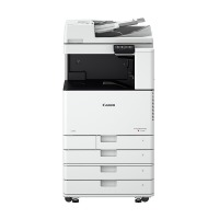 佳能(CANON)iRC3020 A3彩色数码多功能一体机含输稿器四纸盒(双面打印/复印/扫描/WiFi)上门安装售后/一年质保