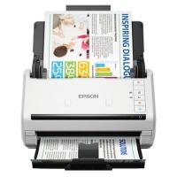 爱普生(EPSON) DS-570W 扫描仪A4馈纸双面高速彩色文档扫描 DS-570W