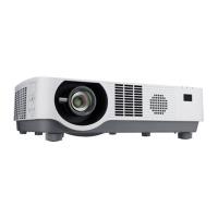NEC (中电)NP-CR5450HL高清工程投影机 激光光源全高清蓝光3D 1080P支