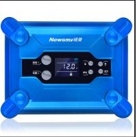 纽曼V9汽车应急启动电源搭电宝电瓶打火打气多功能车载充气泵