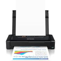 爱普生(EPSON) WF-100移动便携式打印机 车载移动USB便携打印机