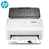 惠普(HP) 5000 S4 a4 高清高速无线网络办公彩色扫描仪 连续 双面 身份证 馈