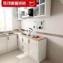 马可波罗瓷砖 卫生间厨房墙砖现代卧室地砖大理石地板砖冰云白玉 CCDB30MC 300*300
