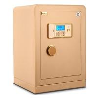 甬康达精致FDG-A1/D-66国家3C认证土豪金家用电子密码保险柜/保险箱