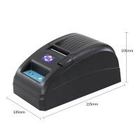 爱宝 A-5890 蓝牙版热敏小 票打印机 黑色 台