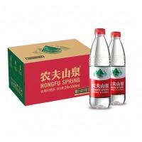 农夫山泉 饮用水 饮用天然水550ml普通装1*24瓶 整箱装