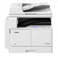 佳能iR2204N/AD复印机A3黑白激光打印机数码复合机一体机(打印/复印/扫描/WiFi无线) iR2204AD官方标配(含输稿器+双面器)