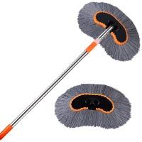 洗车刷子 洗车掸子 伸缩式 带头104-169 头宽25cm