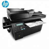 惠普(HP)LaserJet Pro M1216nfh (CE843A)黑白激光一体机(打
