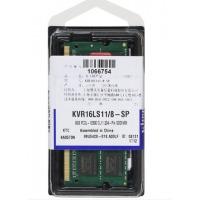 金士顿(Kingston) DDR3 1600 8GB 笔记本内存 低电压版1.35V