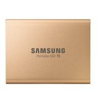 三星(SAMSUNG) 500GB Type-c USB3.1 移动硬盘 固态(PSSD)