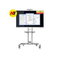 NB (32-65英寸)液晶电视机挂架视频会议移动推车落地电视支架电视架显示屏电子白板通用架子AVA1500-60-1P