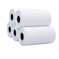 龙诚海 热敏纸/不干胶标签条码打印纸 单排 40*60mm 800张/卷