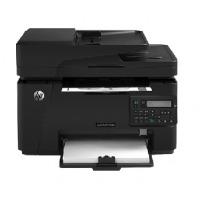 惠普(HP)M128fn黑白激光打印机 多功能一体机 打印复印扫描传真